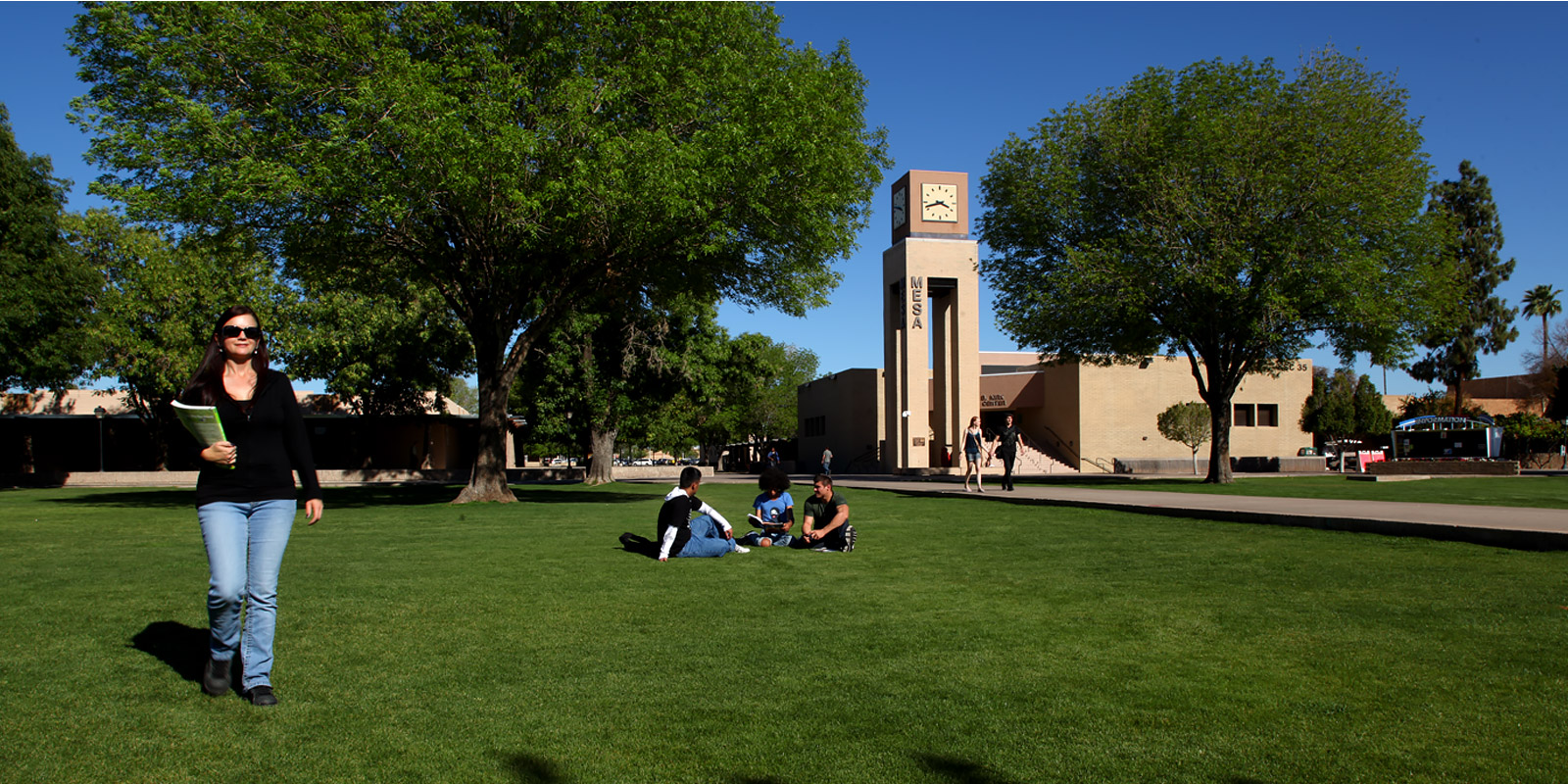 Mesa Community College campus